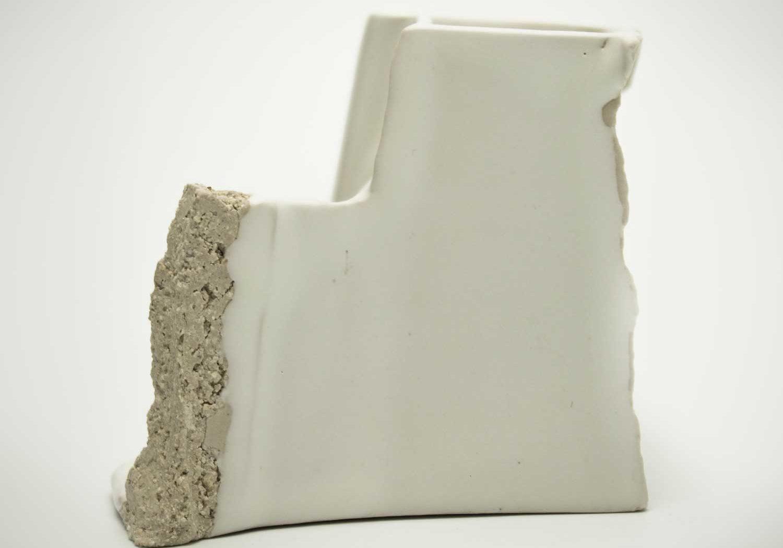 Construction blanche Aline Laffolie