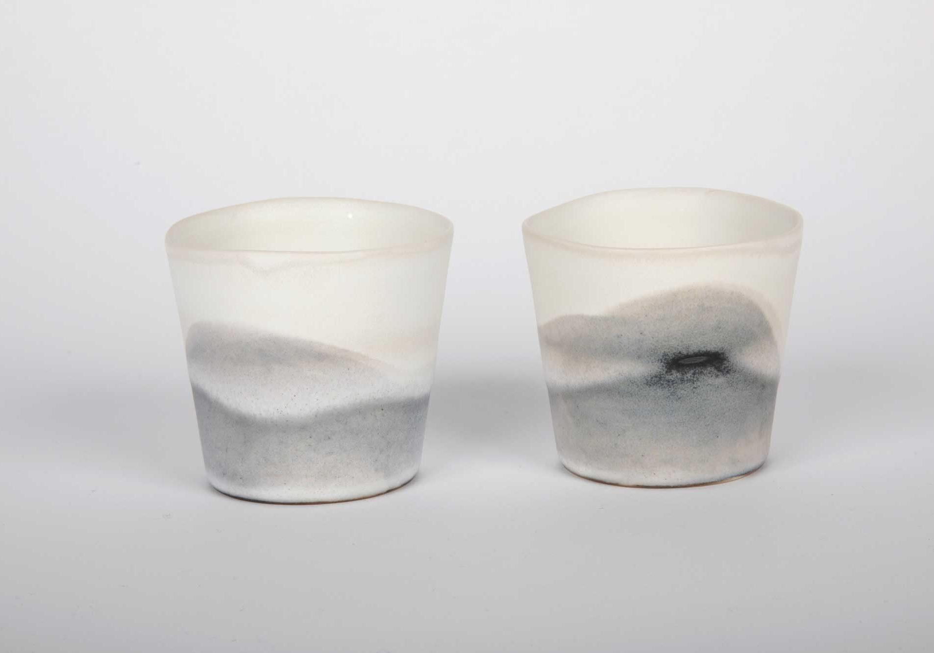 Duo de gobelets Aline Lafollie