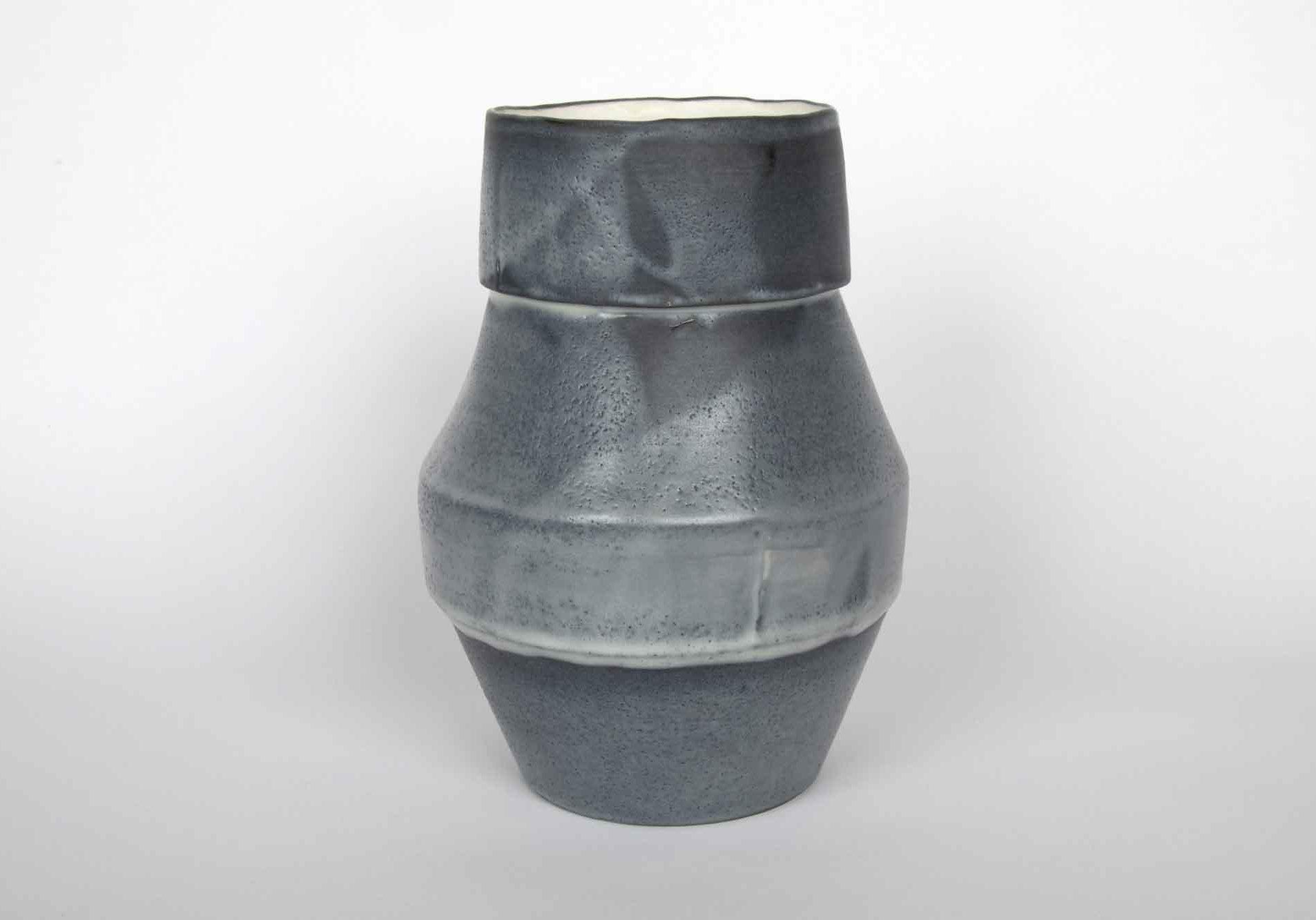 Vas en céramique émaillé